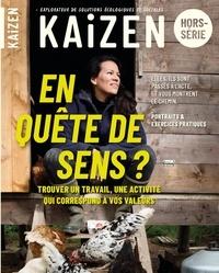 Pascal Greboval - Kaizen Hors-série : En quête de sens ? - Trouver un travail, une activité qui correspond à vos valeurs.