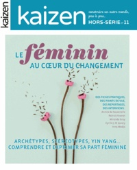 Pascal Greboval - Kaizen Hors-série N° 11 : Le féminin.