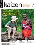 Véronique Bury et Pascal Greboval - Kaizen N° 26, mai-juin 2016 : Voyager autrement.
