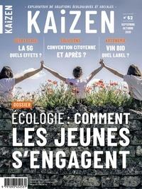 Pascal Greboval - Kaizen N° 52, septembre-oct : Ecologie : comment les jeunes s'engagent.