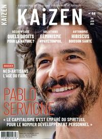 Pascal Greboval - Kaizen N° 56, mai-juin 2021 : Néo-artisans - L'âge du faire.