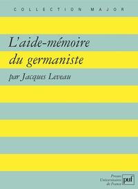 Jacques Leveau - .