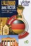 France 5 - L'allemand avec Victor niveaux 1&2 - 2 DVD vidéo.