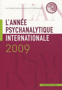 Florence Guignard - L'année psychanalytique internationale 2009 : .