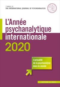 Céline Gür-Gressot - L'année psychanalytique internationale 2020 : .