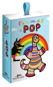 Alex Sanders et Pierrick Bisinski - L'arc-en-ciel de Pop - Le jeu.