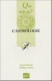 Daniel Kunth et Philippe Zarka - L'astrologie.