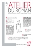 Philippe Muray et François Ricard - L'atelier du roman N° 17, Mars 1999 : Islande ou l'île du gène romanesque.