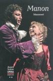 Jules Massenet - L'Avant-Scène Opéra N° 123 : Manon.