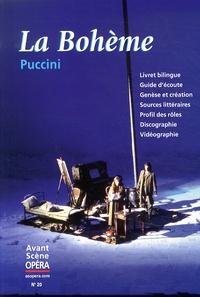 Giacomo Puccini - L'Avant-Scène Opéra N° 20 : La Bohème.