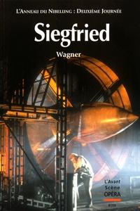 Richard Wagner - L'Avant-Scène Opéra N° 229, Novembre-déc : Siegfried - Deuxième journée du festival scénique L'Anneau du Nibelung.