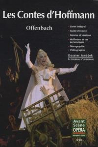 Jacques Offenbach - L'Avant-Scène Opéra N° 235 : Les contes d'Hoffmann.