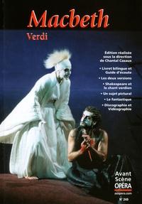Michel Pazdro - L'Avant-Scène Opéra N° 249 : Macbeth.
