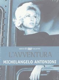 Michelangelo Antonioni - L'Avventura - Edition 2 DVD Collector.