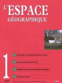 Belin - L'espace géographique 2018 : .