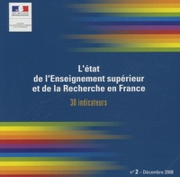 DEPP - L'Etat de l'Enseignement Supérieur et de la Recherche en France N° 2 : .