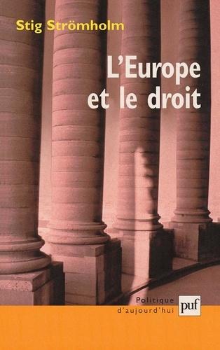 L'Europe et le droit