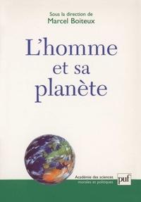 Marcel Boiteux - L'Homme et sa planète - Problèmes du développement durable.