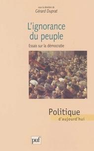 Gérard Duprat et  Collectif - .