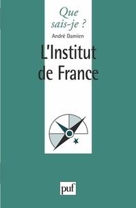 André Damien - L'Institut de France.