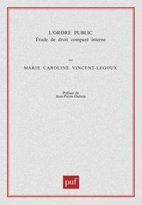 Marie-Caroline Vincent-Legoux - .