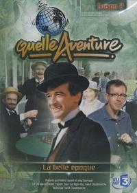 Frédéric Courant - La Belle Epoque - DVD vidéo.