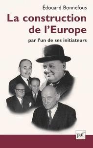 Edouard Bonnefous - .