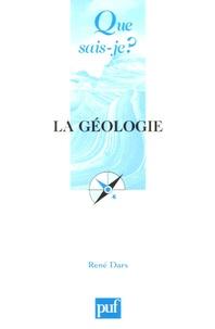 René Dars - La géologie.