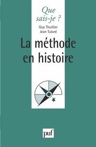 Guy Thuillier et Jean Tulard - .