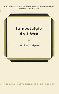Ferdinand Alquié - .