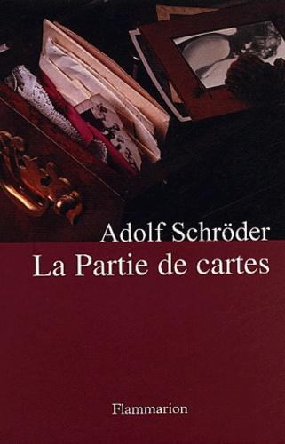Adolf Schroder - La Partie de cartes.