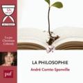 André Comte-Sponville et Christiane Cohendy - La philosophie en une heure. 1 CD audio