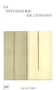 La psychiatrie de lenfant Volume 52 N° 1/2009.pdf