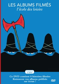 Kristien Aertssen et Tomi Ungerer - La reine des bisous ; Les trois brigands ; La chaussette verte de Lisette ; Le plus malin ; Gloups ; Un ours à l'école ; Le bain de Berk ; Mademoiselle Sauve-qui-peut - A partir de 4 ans. 1 DVD