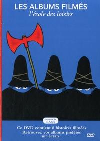 Kristien Aertssen et Tomi Ungerer - La reine des bisous ; Les trois brigands ; La chaussette verte de Lisette ; Le plus malin ; Gloups ; Un ours à l'école ; Le bain de Berk ; Mademoiselle Sauve-qui-peut - A partir de 4 ans.