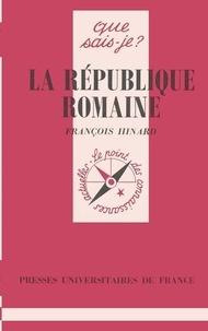 François Hinard - La République romaine.