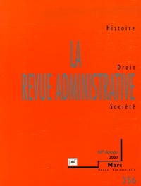 La Revue administrative N° 356, Mars 2007.pdf