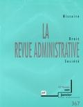 Pierre Agron et Jean-François Auby - La Revue administrative N° 367, Janvier 2009 : .