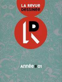 Franck Bourgeron - La revue dessinée N° 1 à 4 : Année 1.