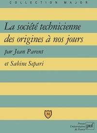 Jean Parent et Sabine Sépari - .