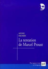 Anne Henry - .