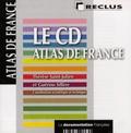 Guérino Sillère et Thérèse Saint-Julien - Le CD atlas de France - CD Rom.