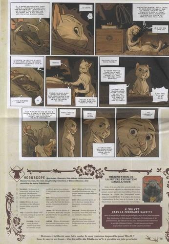 Le Château des animaux : La gazette du Château N° 2