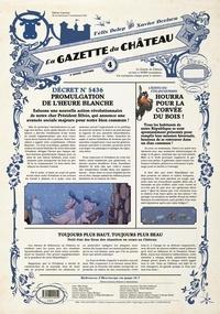 Félix Delep et Xavier Dorison - Le Château des animaux : La gazette du Château N° 4 : .
