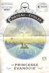 Alex Alice - Le château des étoiles : Gazette N° 11 : La princesse évanouie.