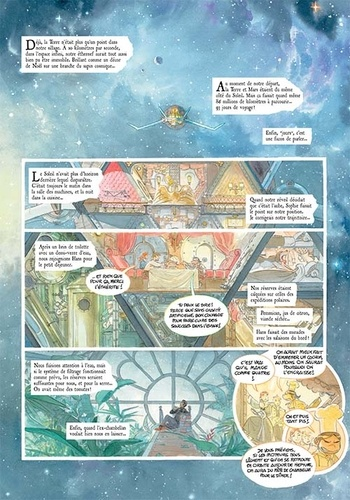 Le château des étoiles : Gazette N° 9 Le fantôme de l'éther