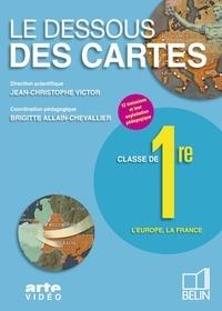 Le dessous des cartes 1e LEurope, la France 1e - Pack individuel : livret pédagogique.pdf
