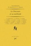J Marion et Nicolas Grimaldi - Le Discours et sa méthode - [actes du  colloque [organisé en Sorbonne, les 28, 29, 30 janvier 1987.