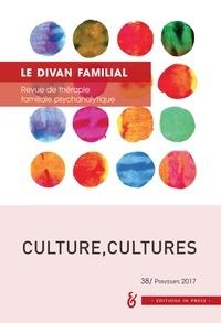 Françoise Mevel - Le divan familial N° 38, printemps 201 : Culture, cultures.