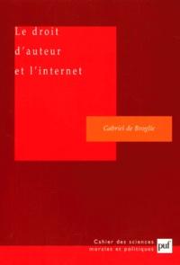 Gabriel de Broglie - Le droit d'auteur et l'internet.